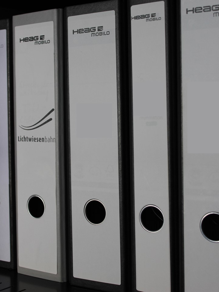 Das Leistungsverzeichnis für die Lichtwiesenbahn umfasst knapp 650 Seiten.